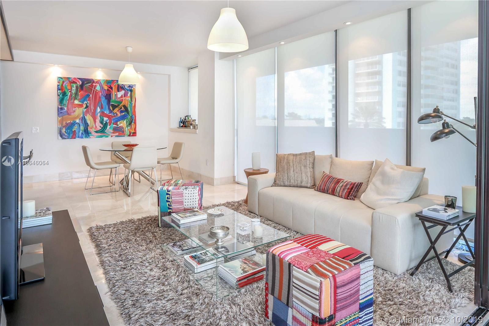 5875  Collins Ave #507 For Sale A10646064, FL
