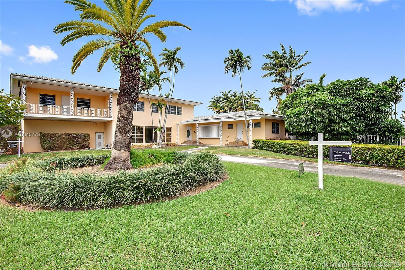 4400  Pine Tree Dr  For Sale A10643773, FL
