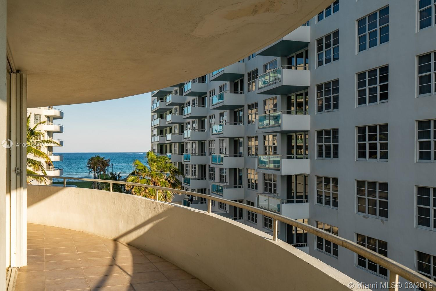 5151  Collins Ave #524 For Sale A10646541, FL