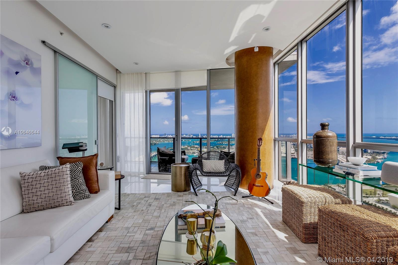1100  Biscayne Blvd #4401 For Sale A10646644, FL