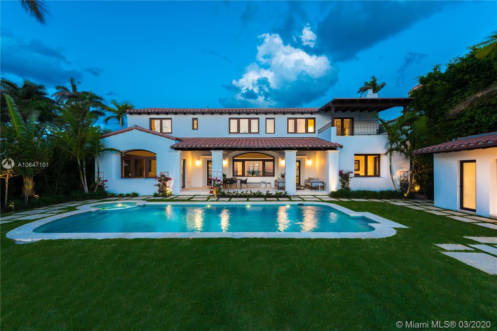 5410 N Bay Rd  For Sale A10647101, FL