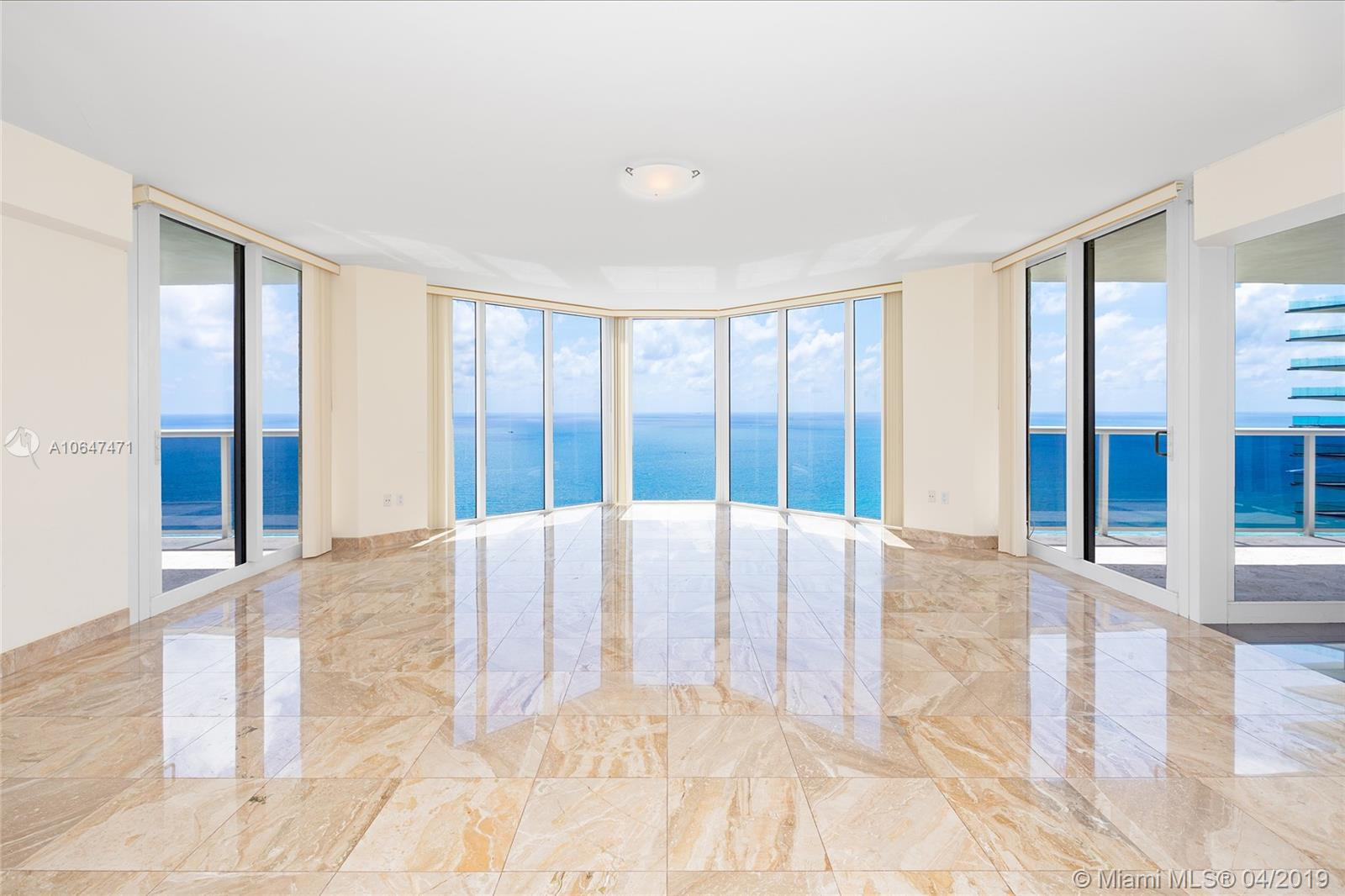 19111  Collins Ave #3708 For Sale A10647471, FL