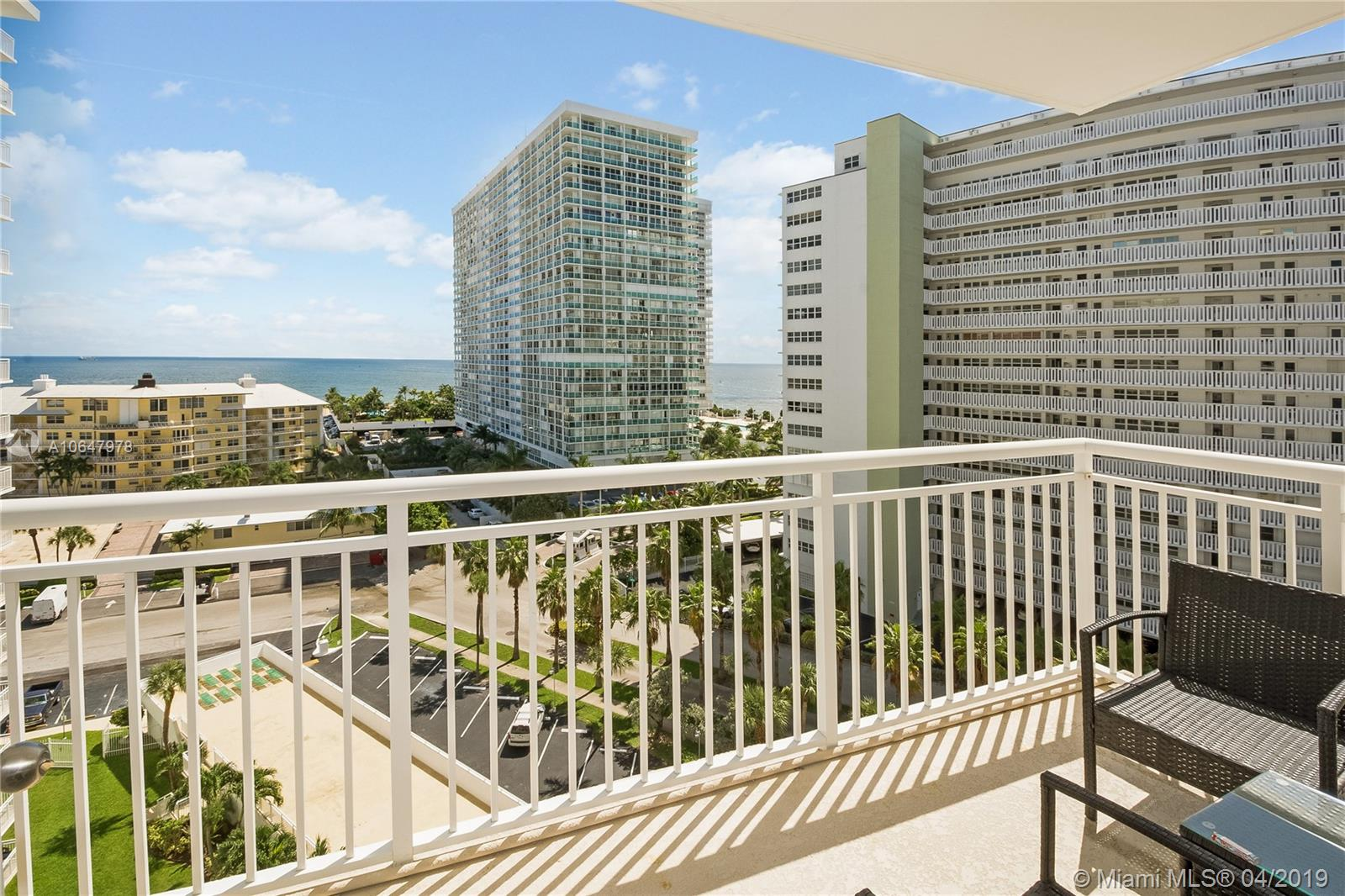 1920 S Ocean Dr #1009 For Sale A10647978, FL