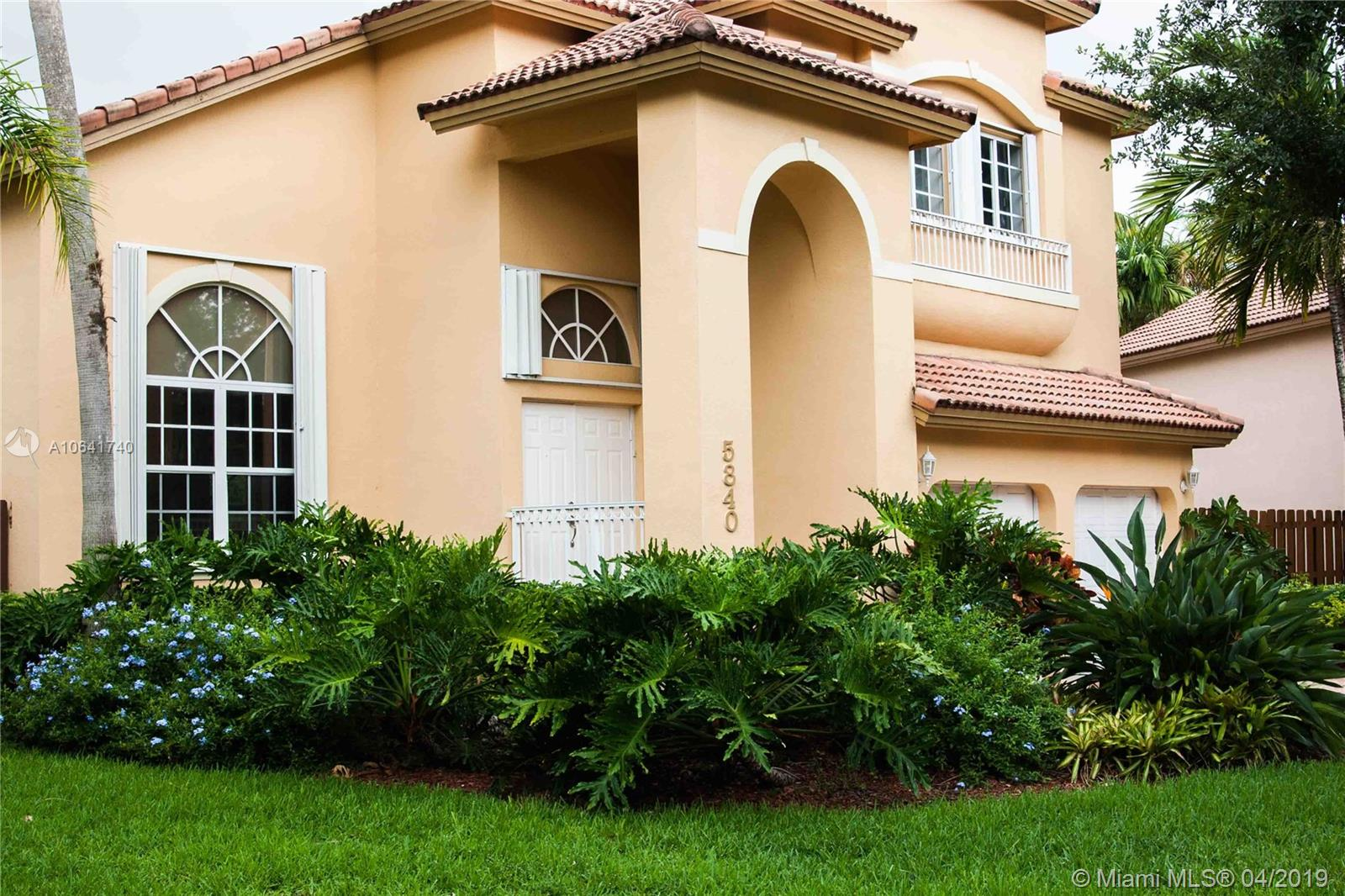 5840 NW 111th Ave  For Sale A10641740, FL