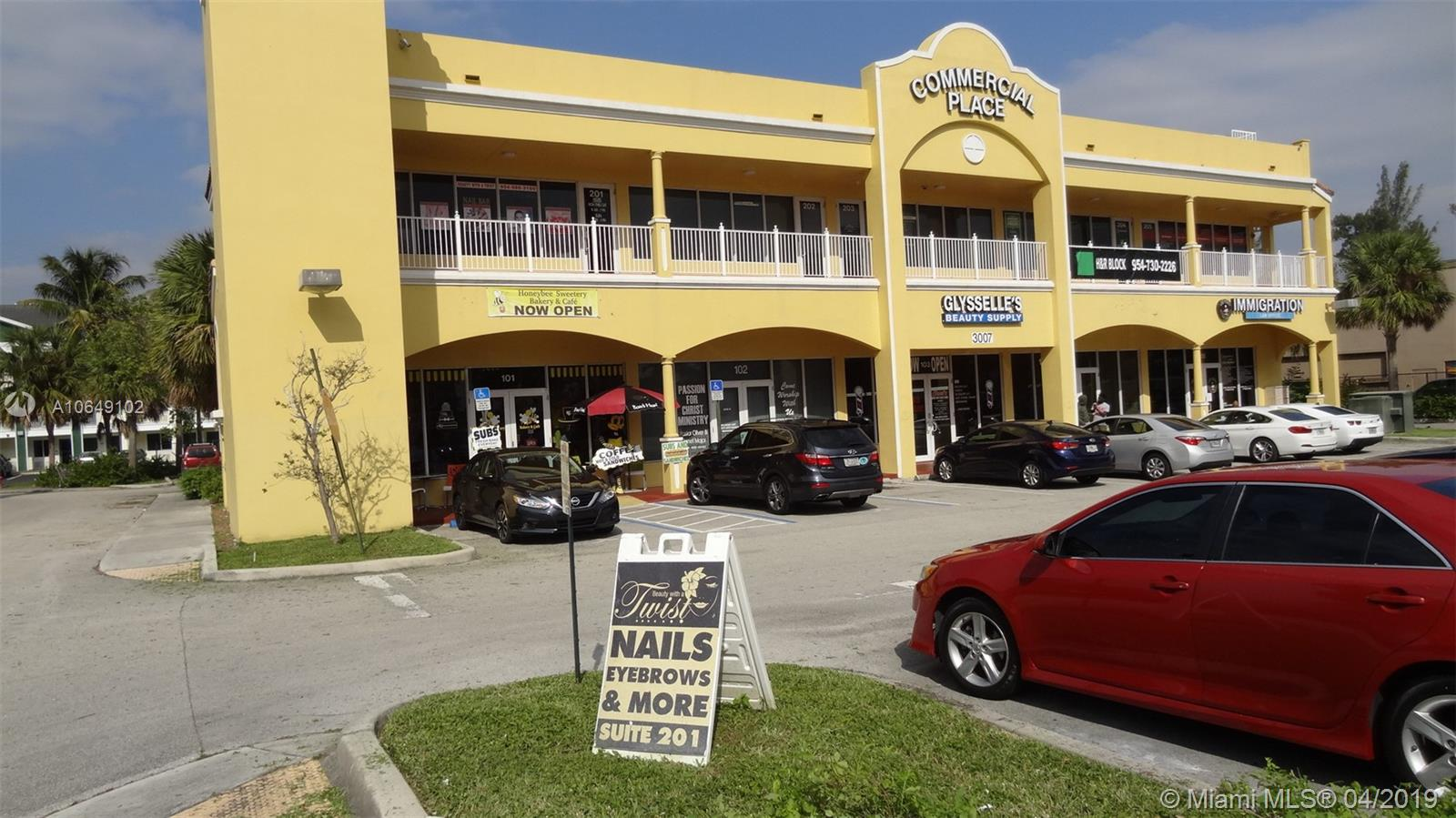 3007 W Commercial Blvd #203 For Sale A10649102, FL