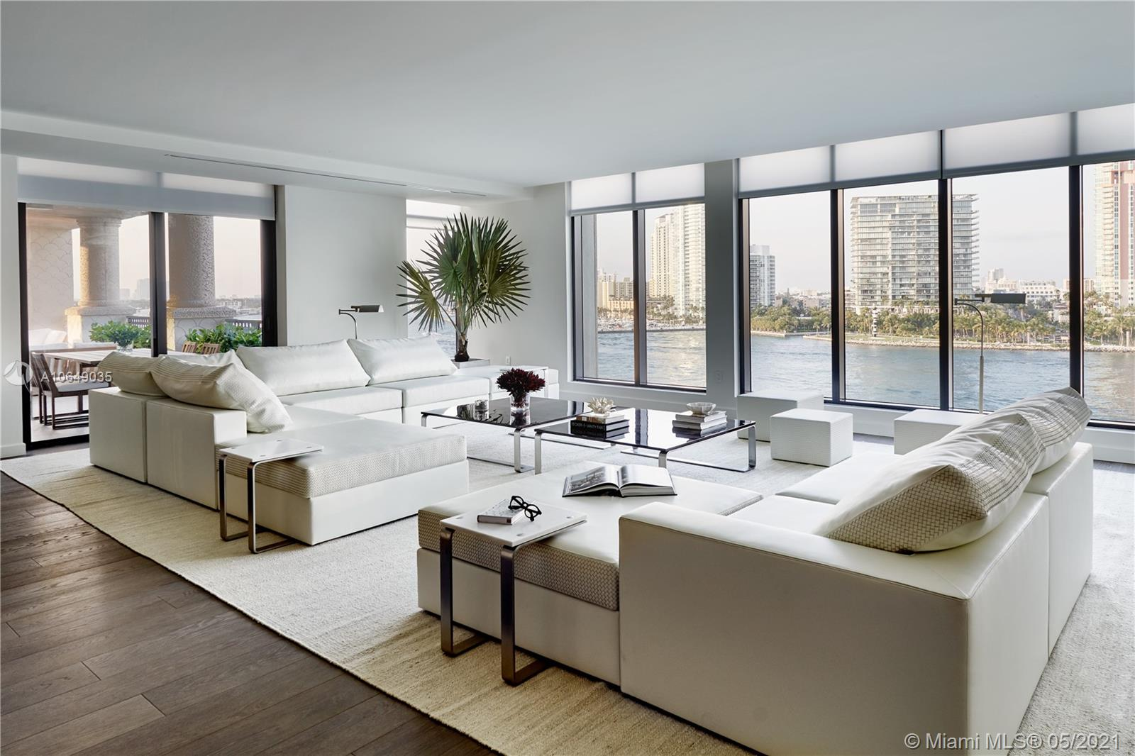 7073  Fisher Island Dr #7073 For Sale A10649035, FL