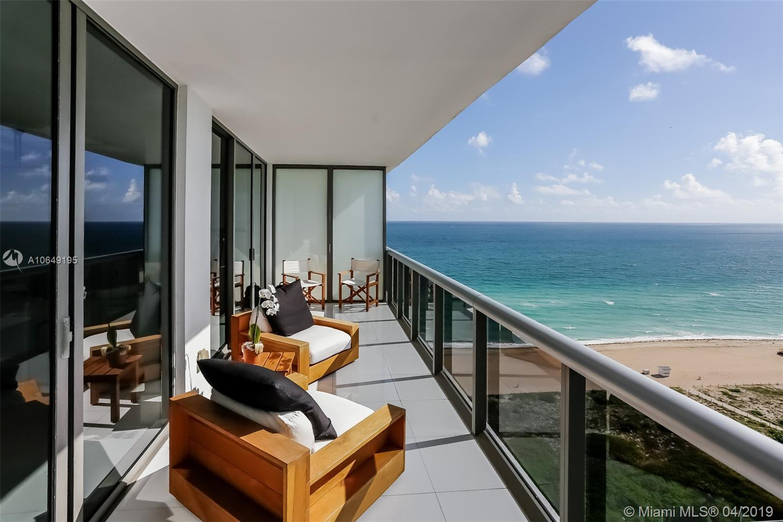 5875  Collins Ave #PH4 For Sale A10649195, FL