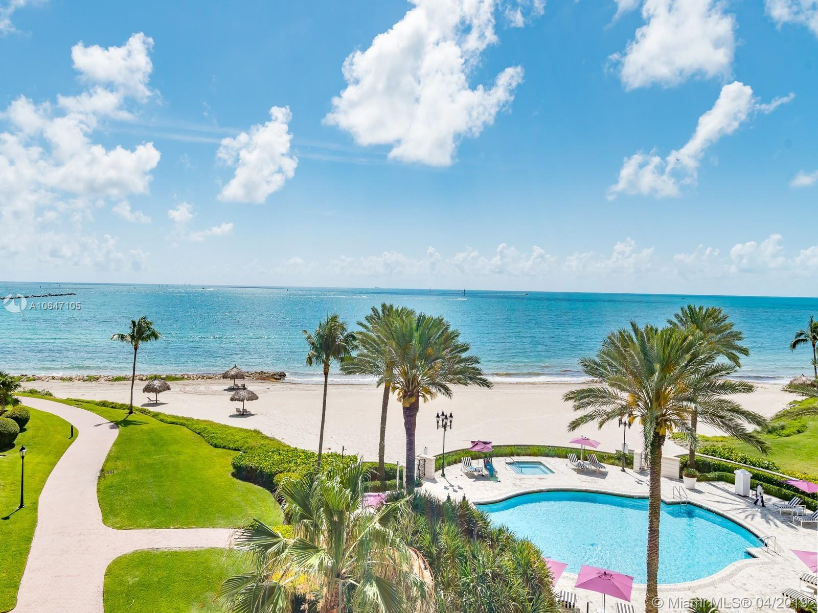 7641  Fisher Island Dr #7641 For Sale A10647105, FL
