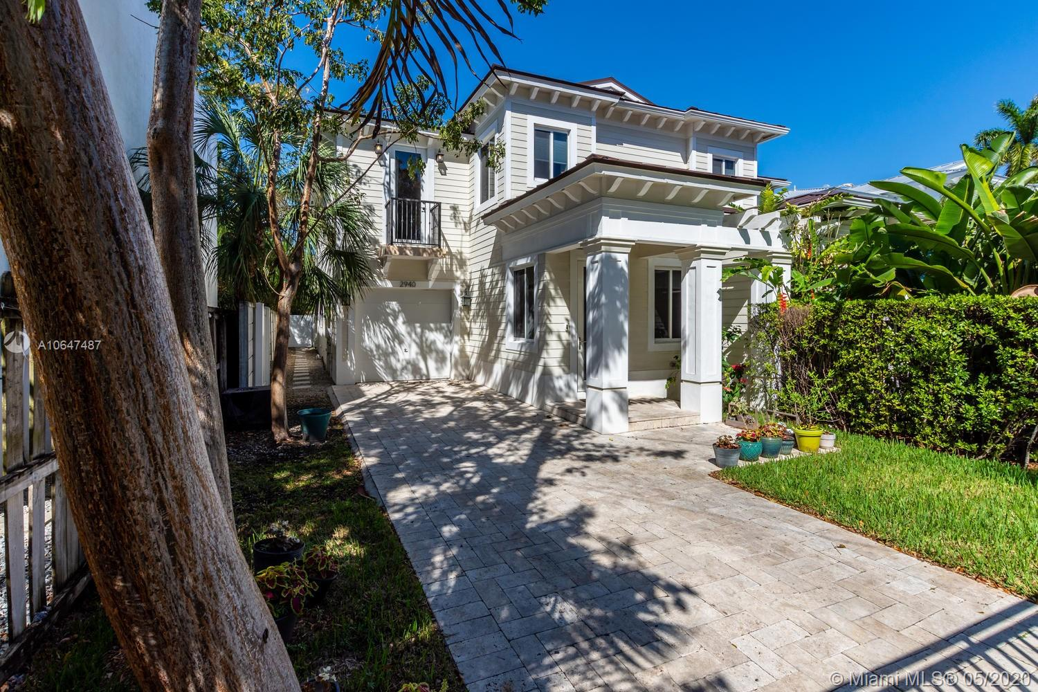2940  Catalina St #2 For Sale A10647487, FL