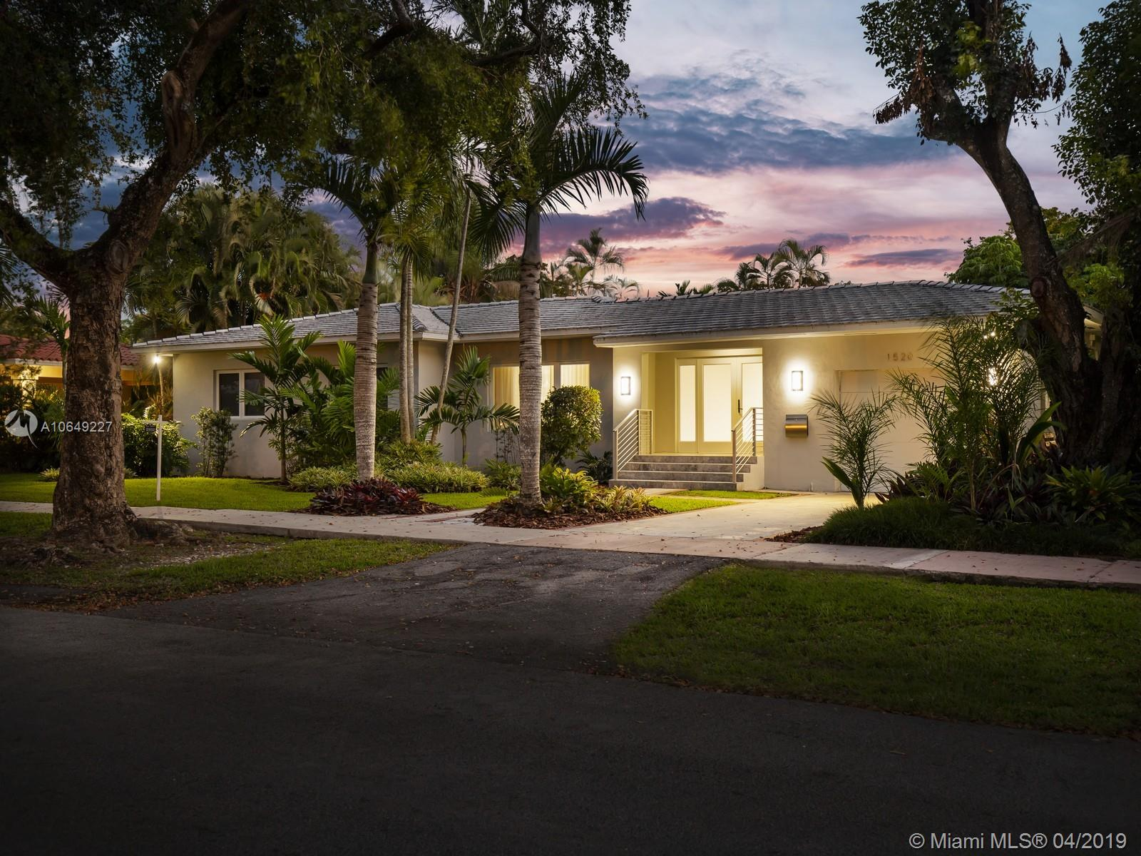 1520  Robbia Ave  For Sale A10649227, FL