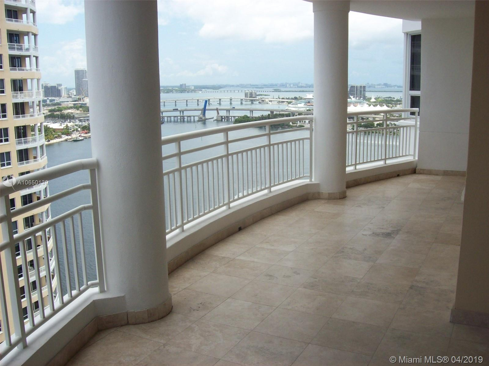808  Brickell Key Dr #2805 For Sale A10650139, FL