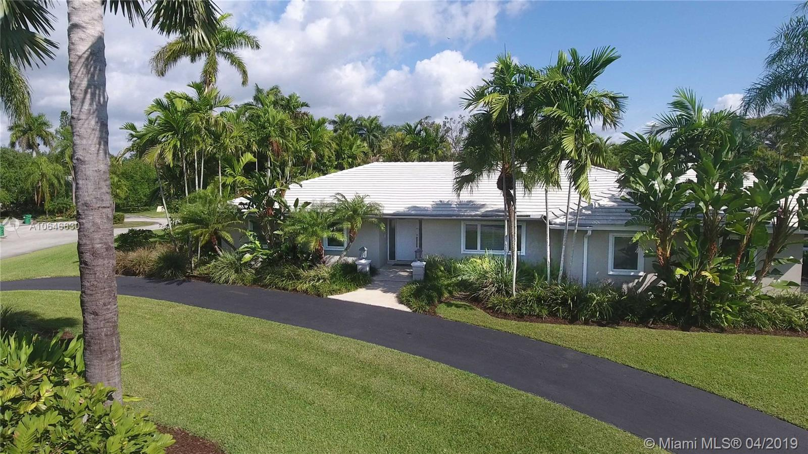 6105 S W 135th Ter  For Sale A10646630, FL
