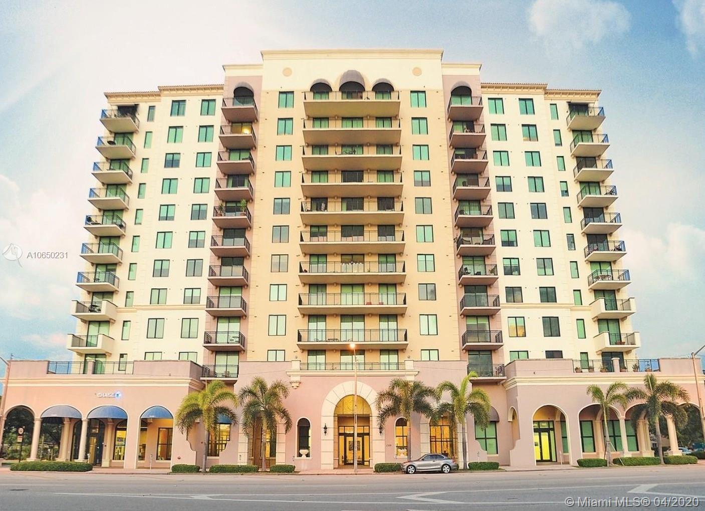 1300  Ponce De Leon Blvd #806 For Sale A10650231, FL