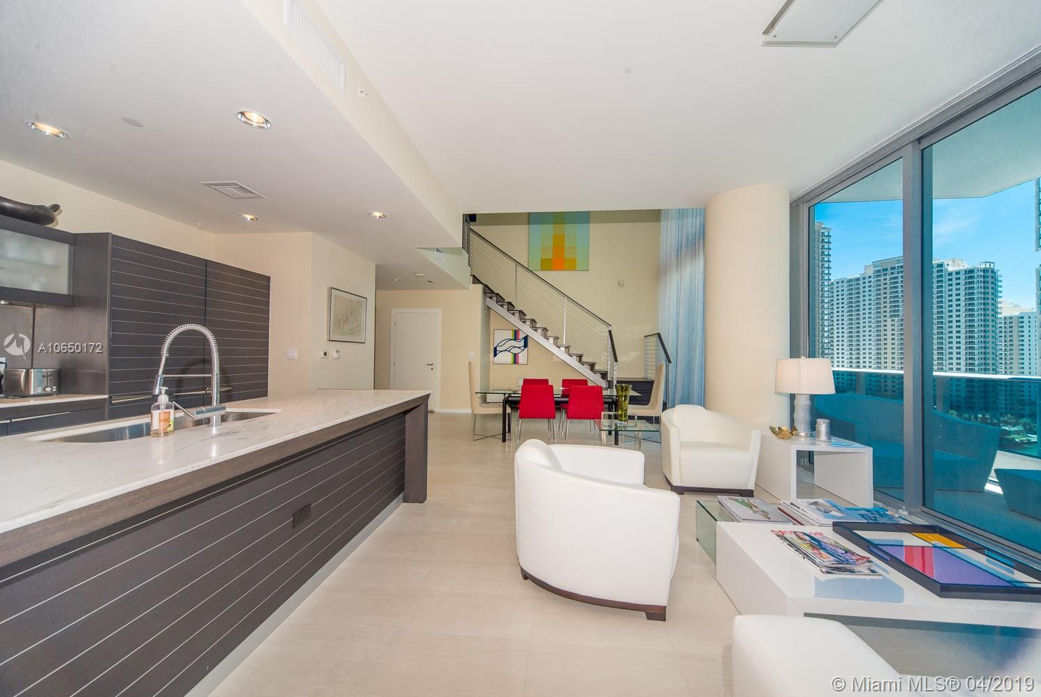 200  Biscayne Boulevard Way #1408 For Sale A10650172, FL