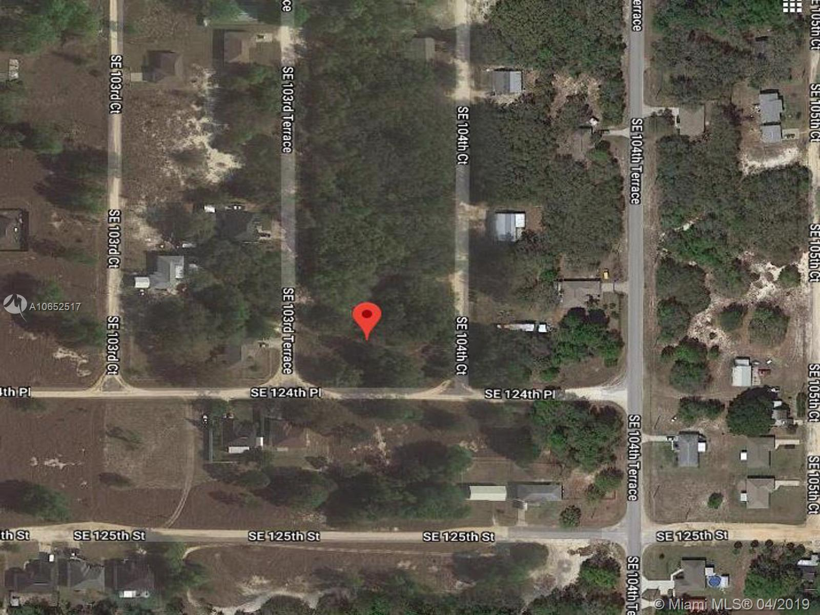 10389 SE 124th Pl, Other City Value - Out Of Area, FL 34420