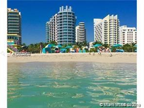 Prime South Beach location, walk to everywhere. Boutique ocean front Michael Graves building. Amenities :private beach access w/complimentary lounge and towel service, tea/coffee bar, outdoor kitchen w/BBQ, cabanas,24h security ,concierge, free valet,gym, pool, sauna. Very large and spacious 2B/2.5B,over 1,500 SF living area + oversized private balcony with ocean view, marble flooring, custom kitchen cabinets w/granite countertops. Laundry room with full size washer/dryer in the apartment.  Reduced for quick sale
