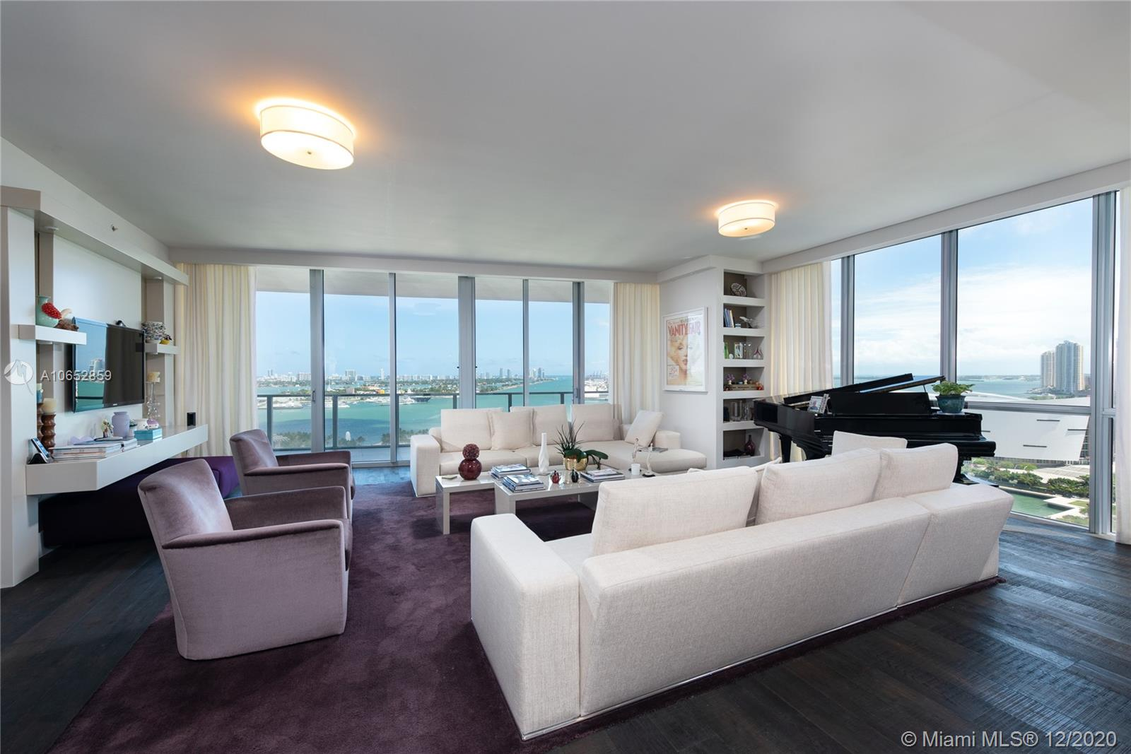 1100  Biscayne Blvd #2101 For Sale A10652859, FL