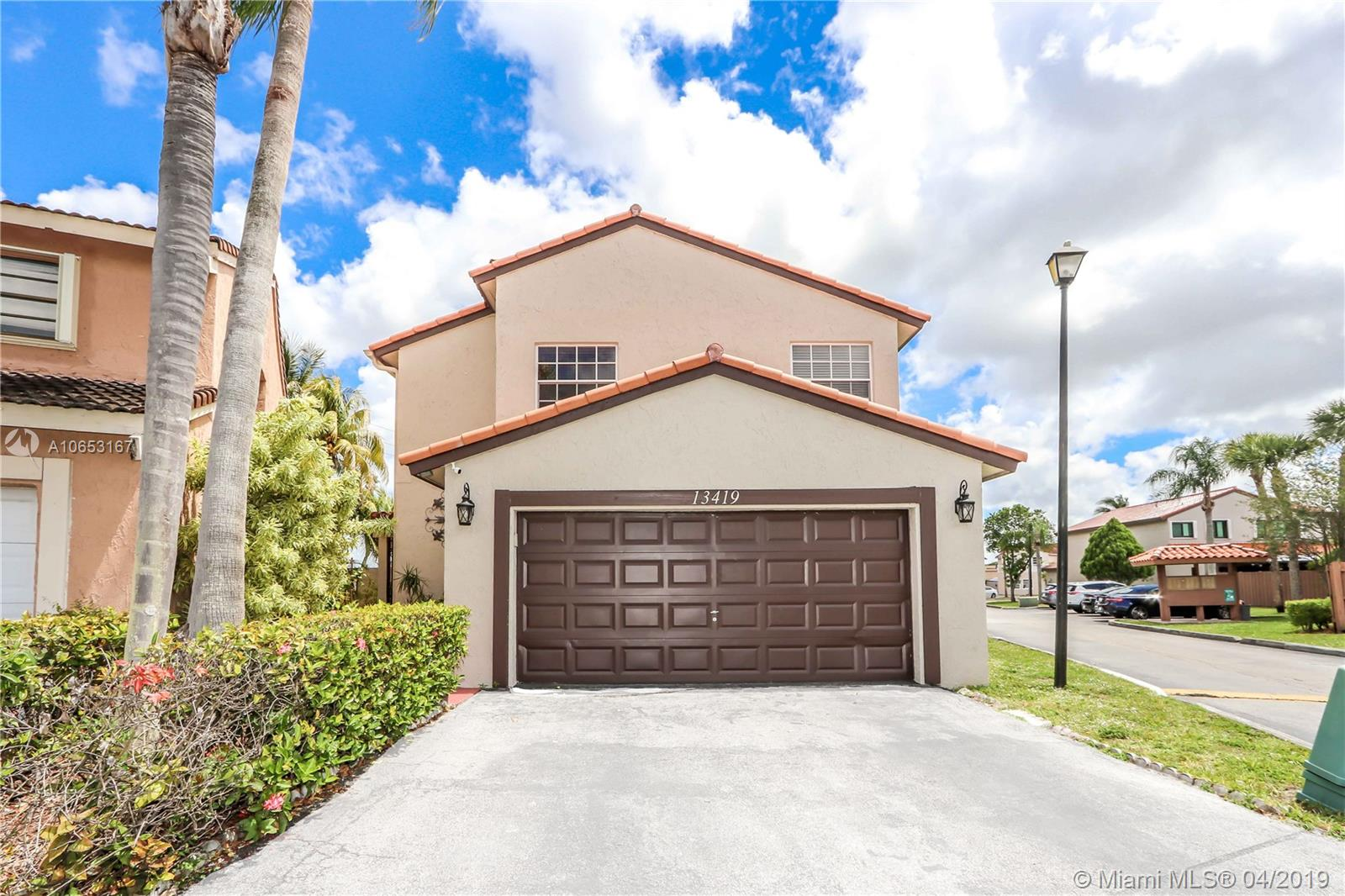 13419 SW 8th Ln  For Sale A10653167, FL