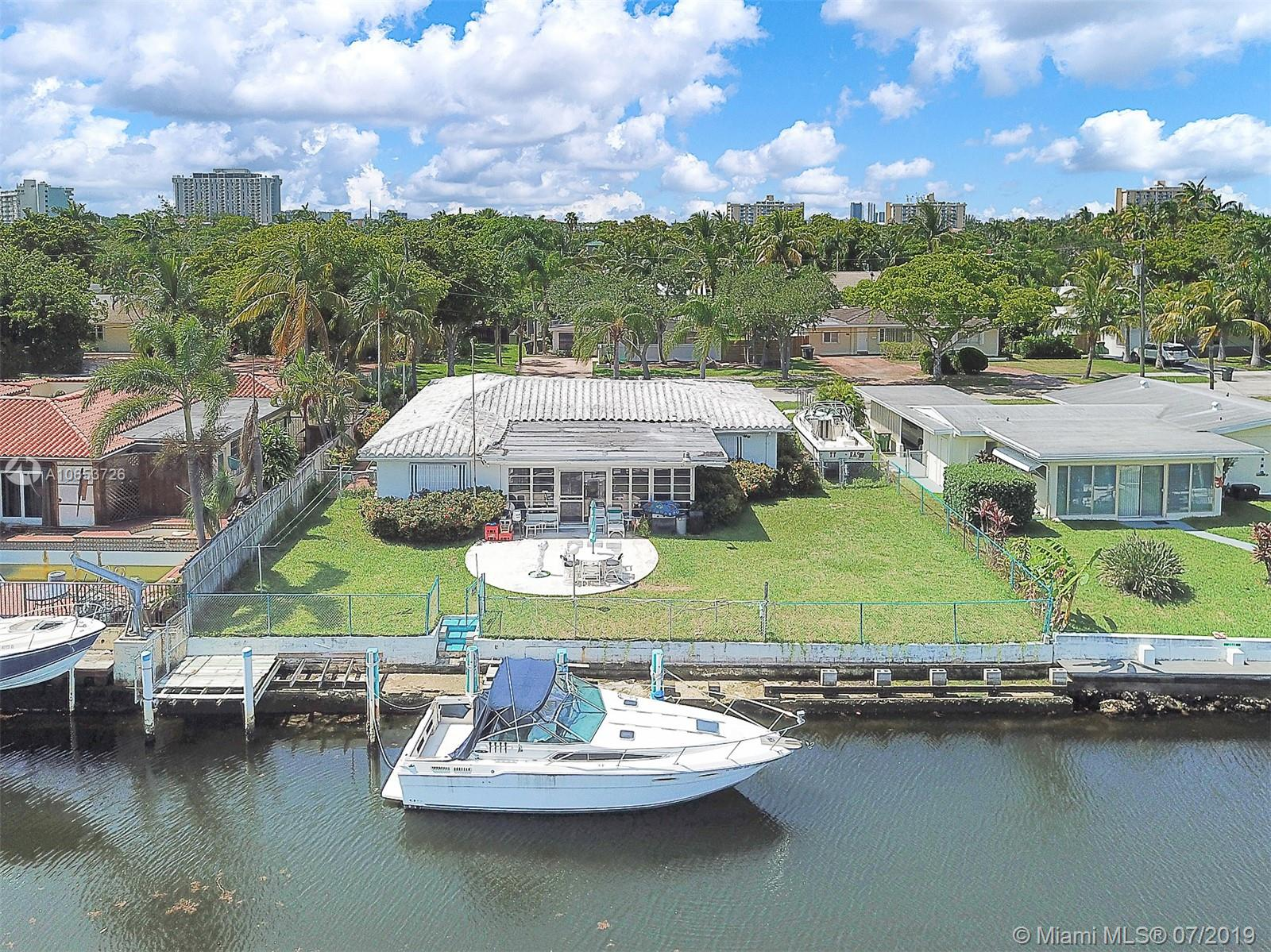 2050 S Hibiscus Dr  For Sale A10653726, FL