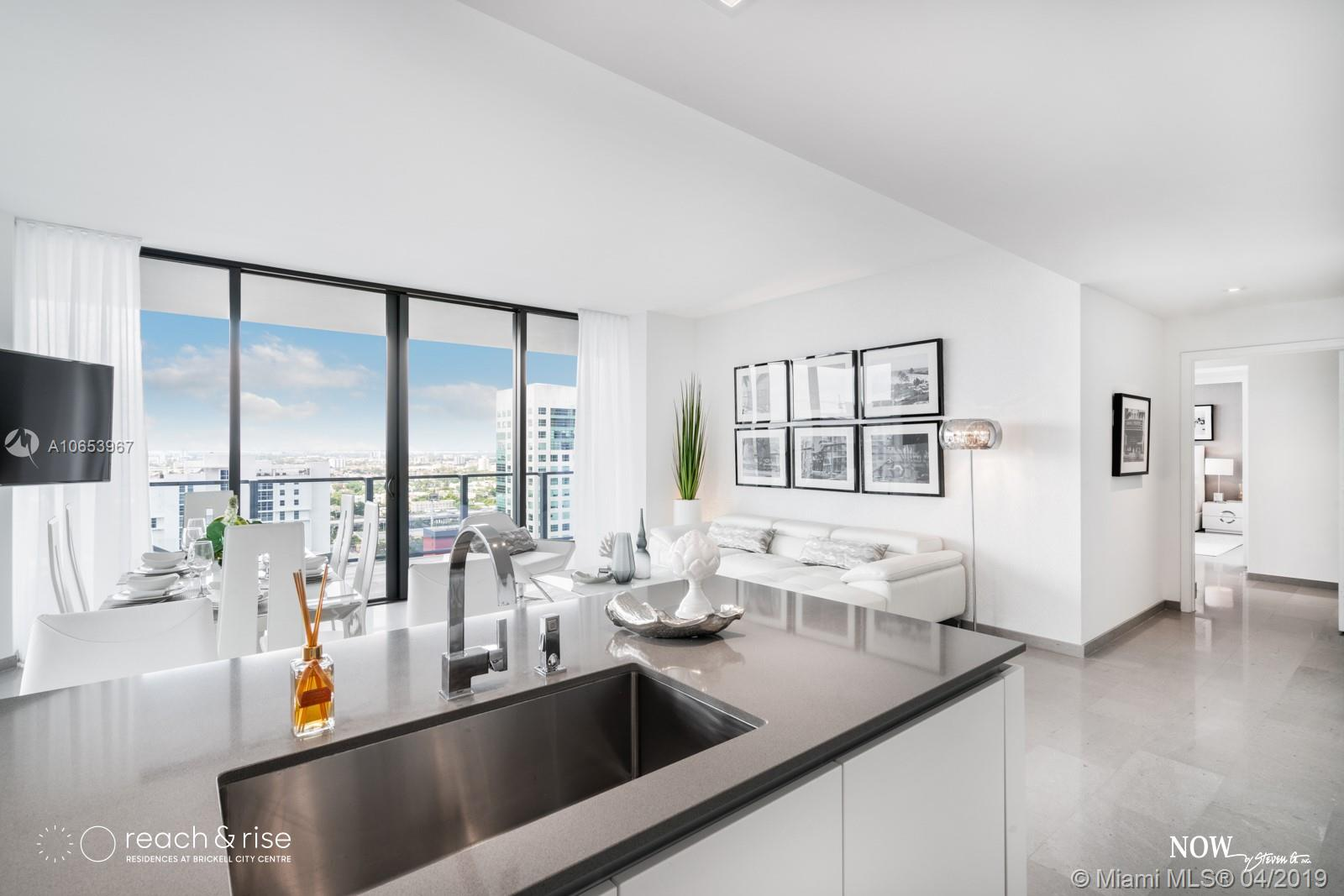 88 SW 7th St #2002 For Sale A10653967, FL