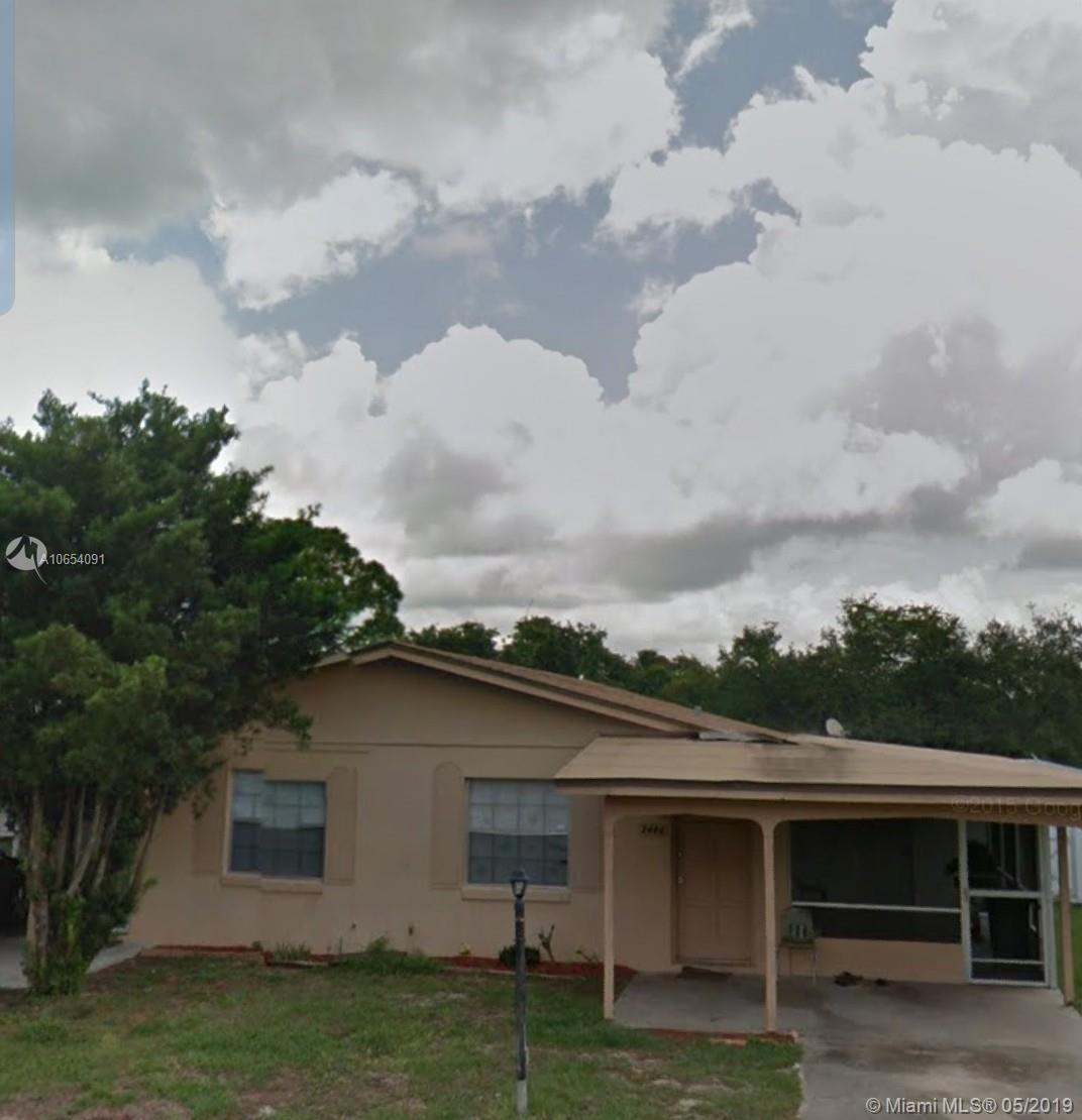2402 Fernway, Other City Value - Out Of Area, FL 33872