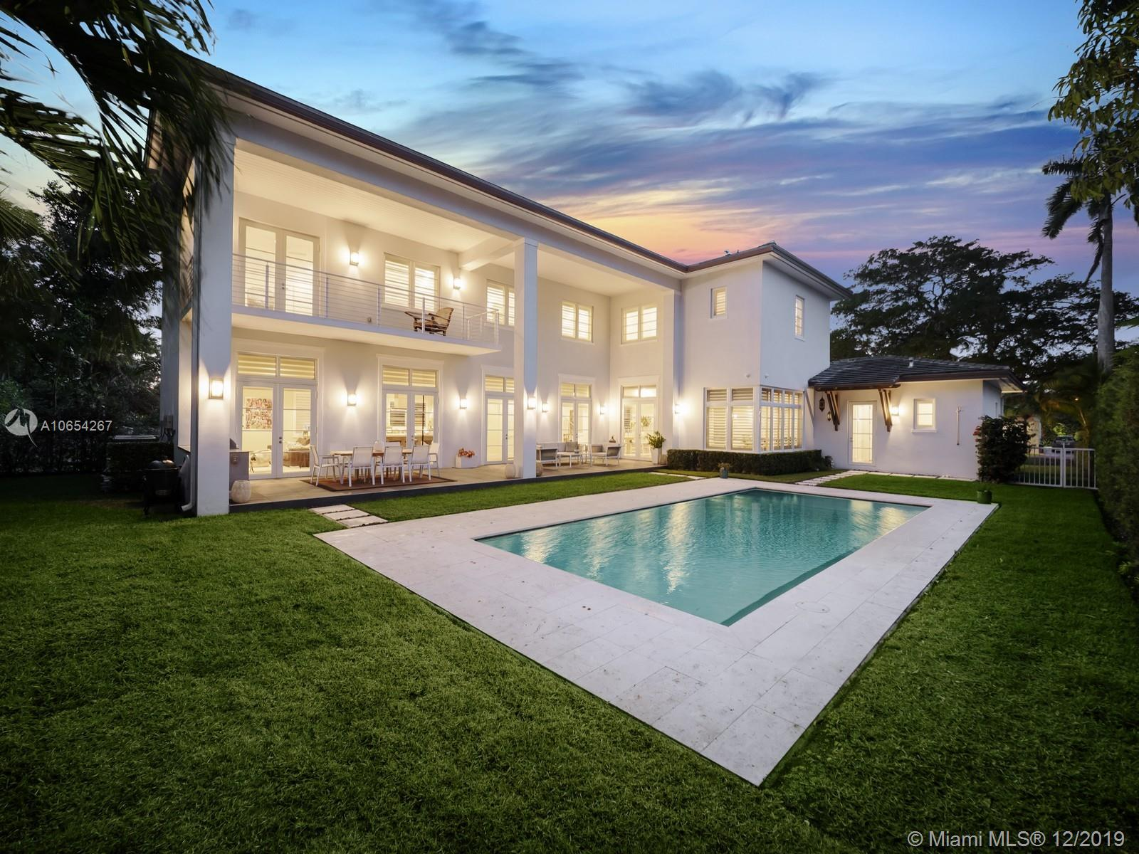432  Madeira Ave  For Sale A10654267, FL
