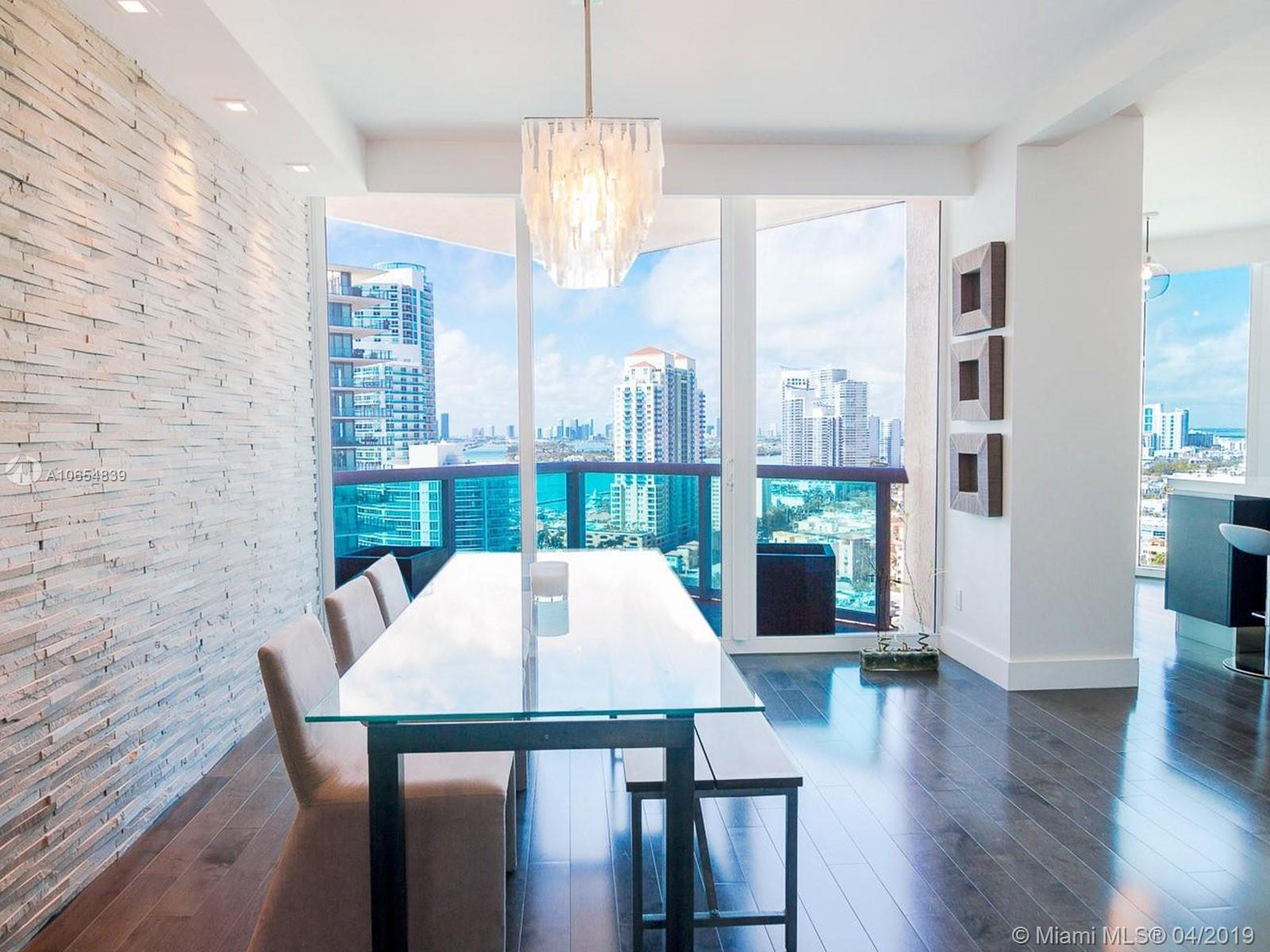 300 S Pointe Dr #2206 For Sale A10654839, FL