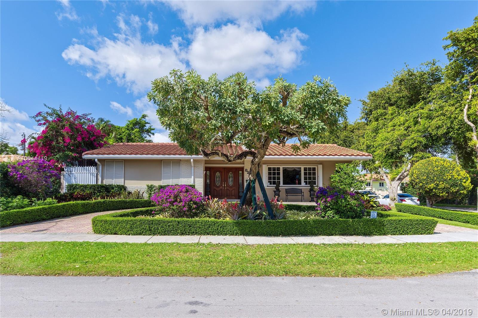 8260 N E 12th Ave  For Sale A10644419, FL