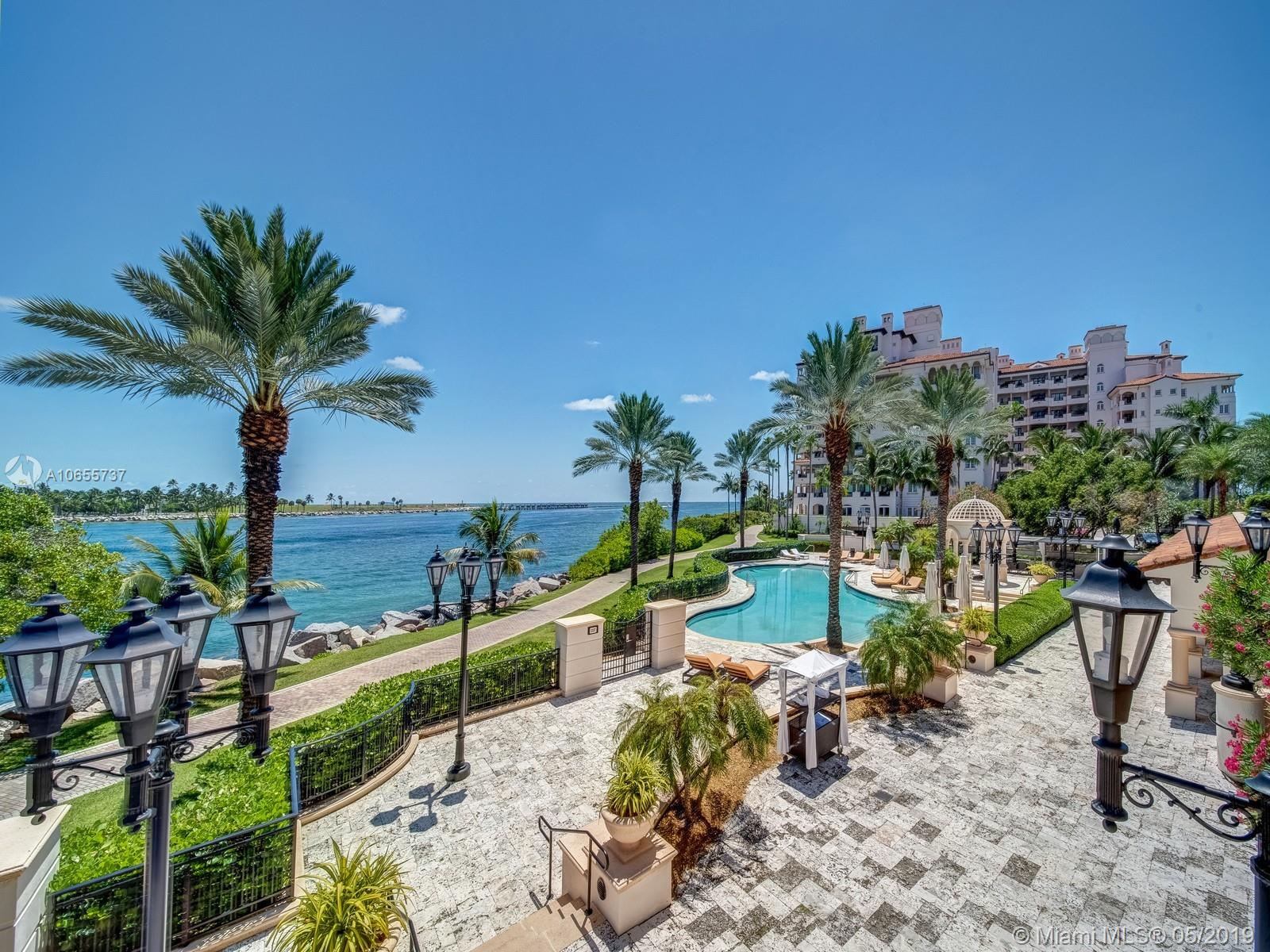 7122  Fisher Island Dr #7122 For Sale A10655737, FL