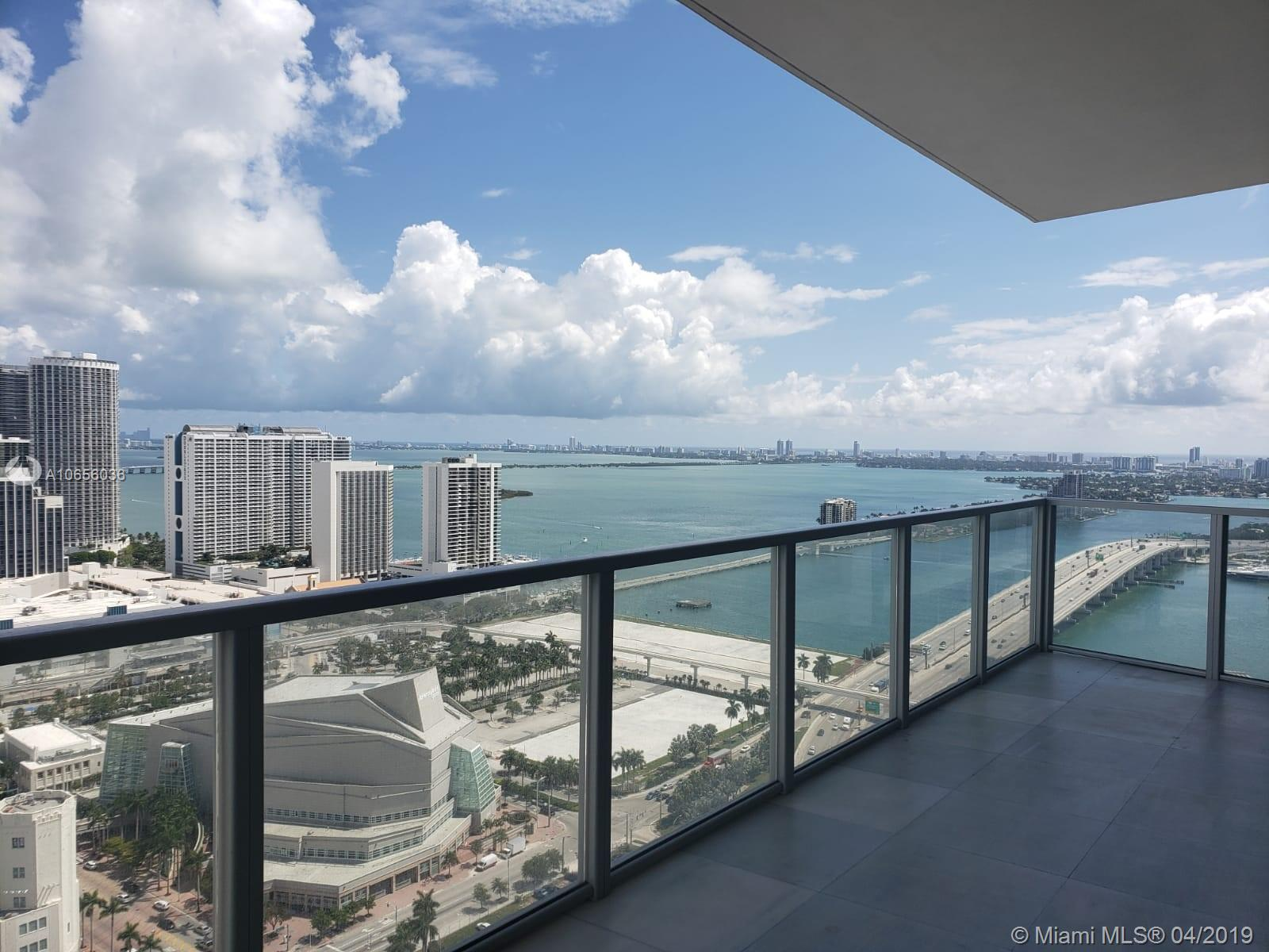 1100  Biscayne Blvd #3605 For Sale A10656036, FL