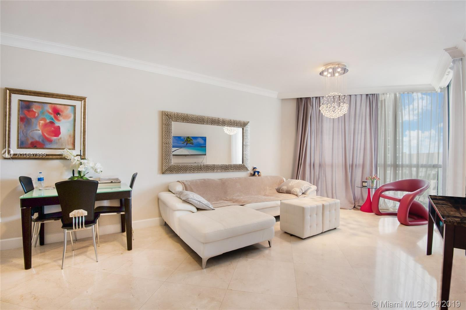 18201  Collins Ave #1708 For Sale A10647999, FL