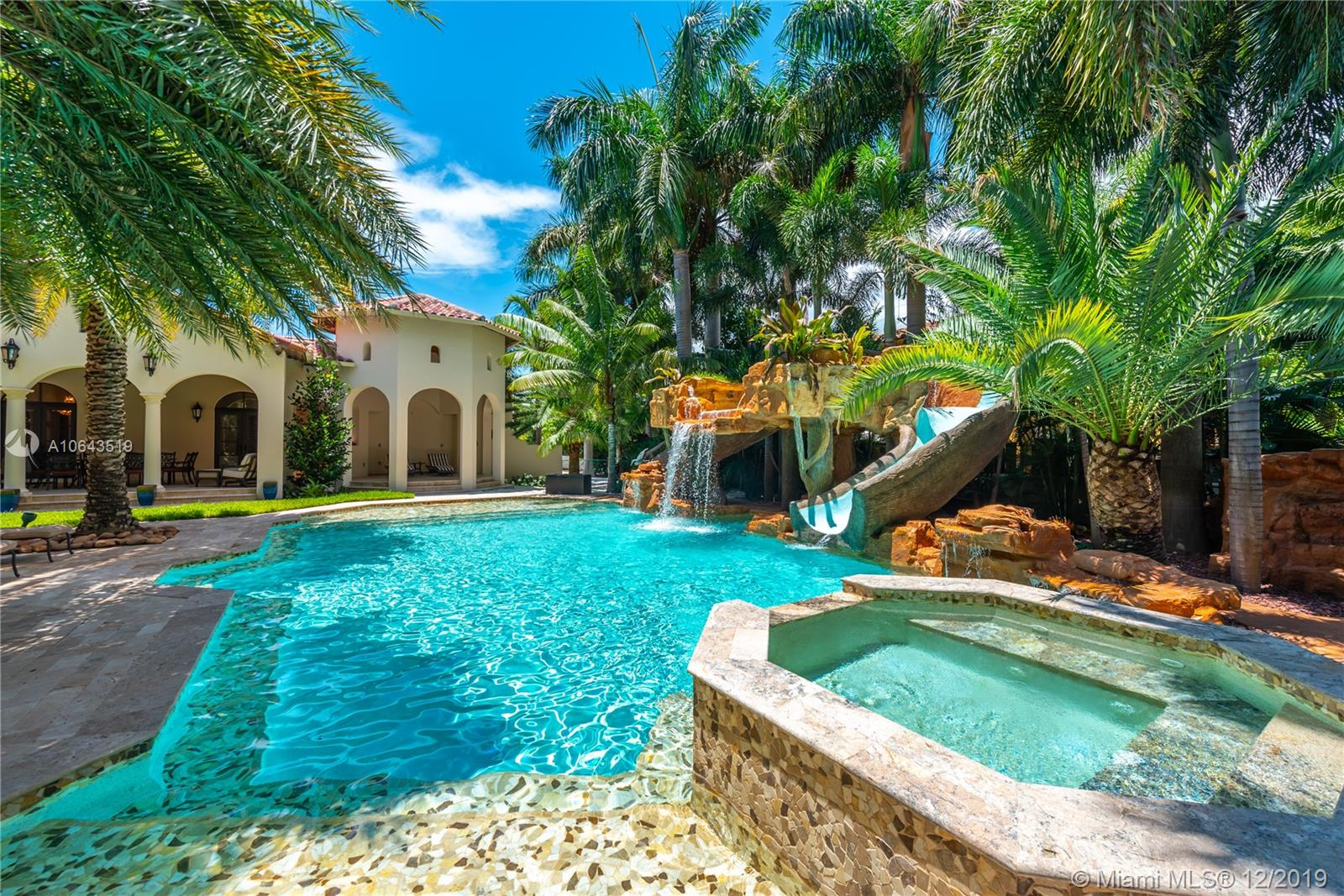 3400  Pine Tree Dr  For Sale A10643519, FL