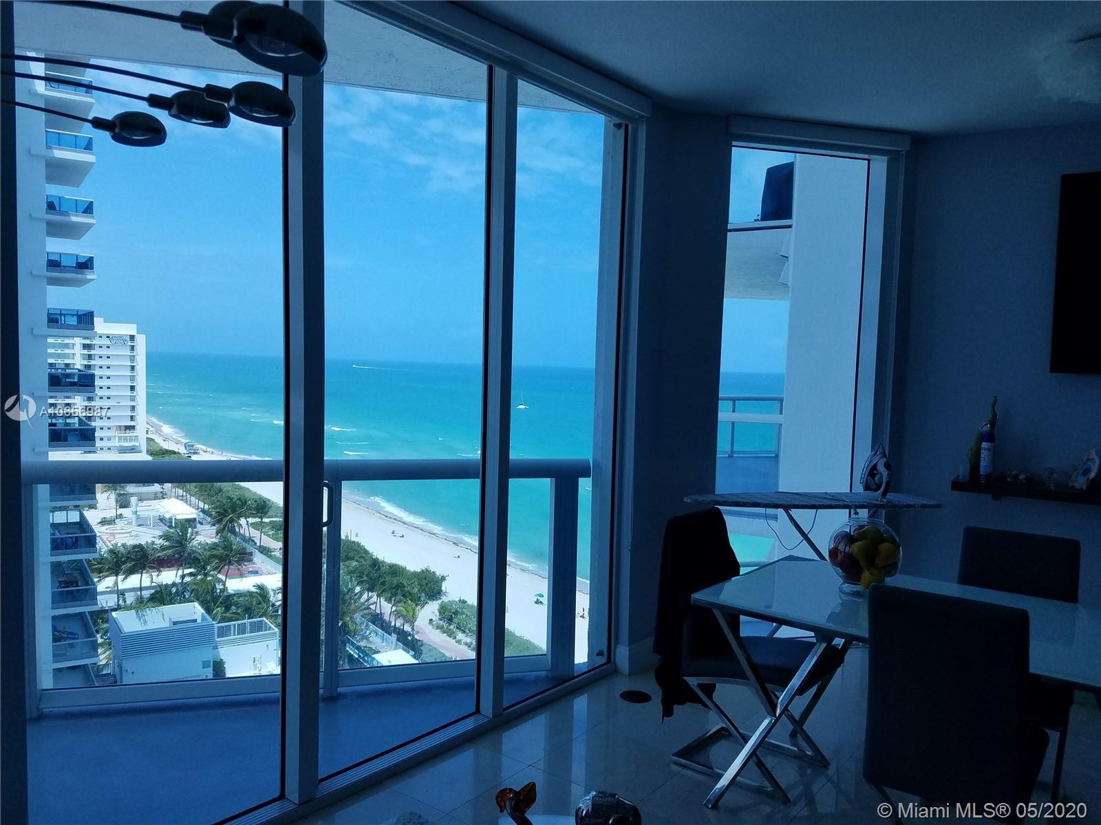 BREATHATAKING PANORAMIC VIEWS OF THE OCEAN & CITY  COMPLETELY REMODELED,NEW WASHER/DRYER IN THE UNIT IN A BUILDING OF A BEAUTIFUL VIEW TO THE PRECIOUS  MIAMI BEACH, DIRECT VIEW TO THE OCEAN SECURITY 24 HOURS CENTRICALLY LOCATED AND WITH ALL THE AMENITIES  WALK TO SHOPPING & FINE RESTAURANTS NEW PUBLIX,24/7 WALGREENS YOU CAN NOT MISS IT, ACCEPT AIRBNB 12 MONTHS OF THE YEAR, INVESTORS WELCOME!