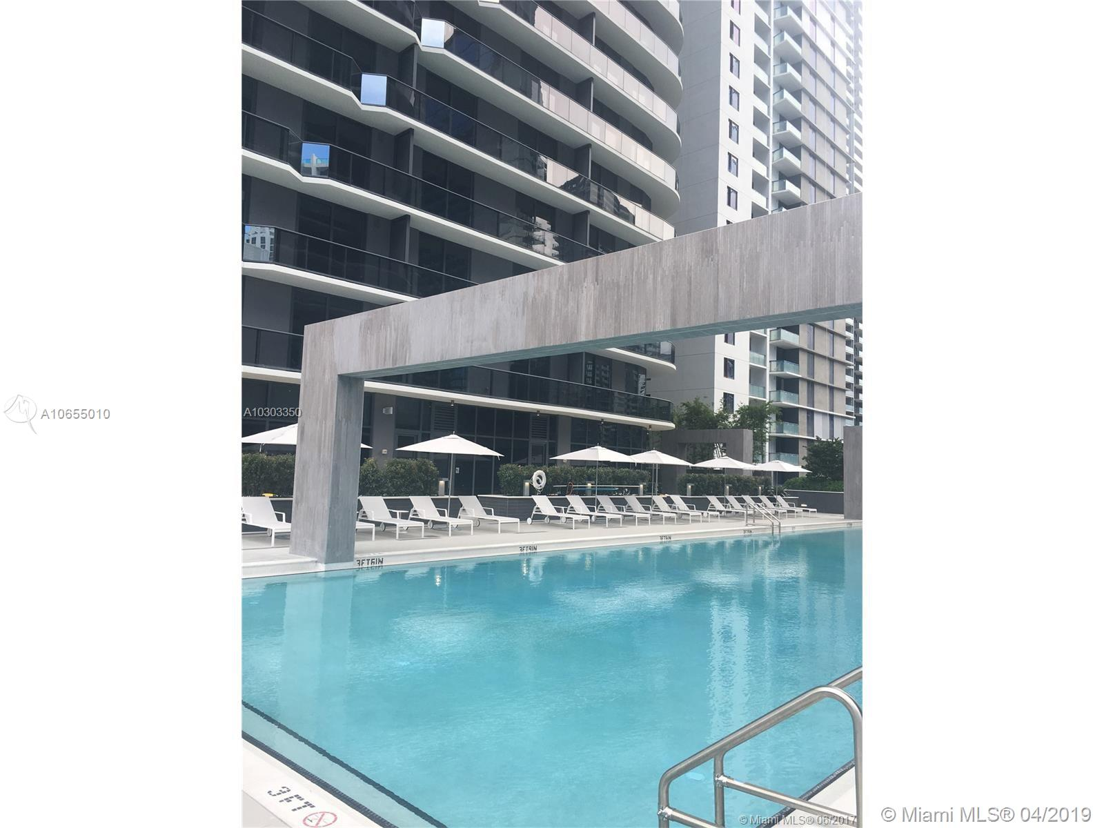 55 S W 9th St #3409 For Sale A10655010, FL