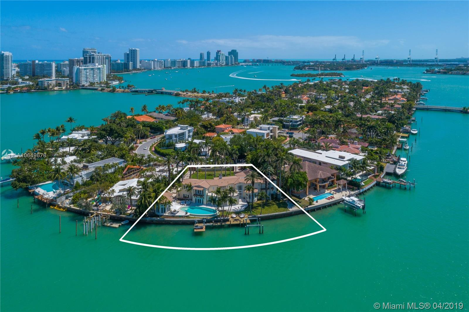 436 W Rivo Alto Dr  For Sale A10649678, FL