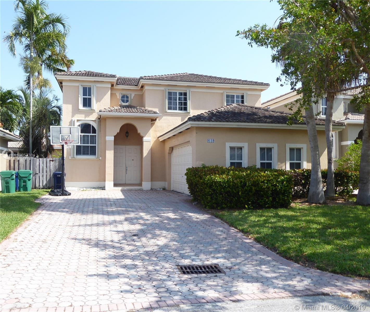 9119 SW 162nd St  For Sale A10657381, FL