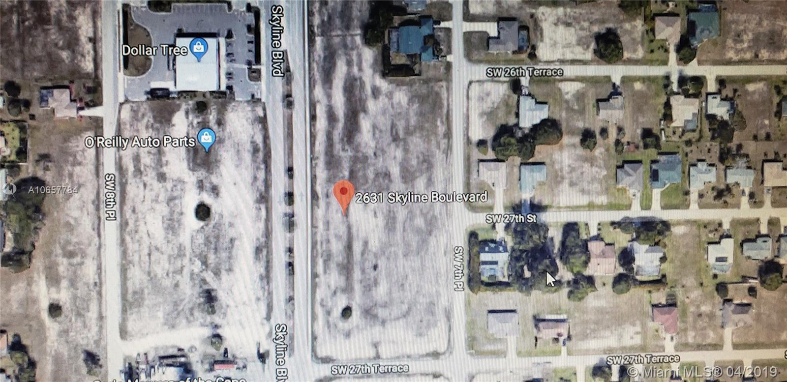 2631 SKYLINE BLVD, Other City - In The State Of Florida, FL 33914