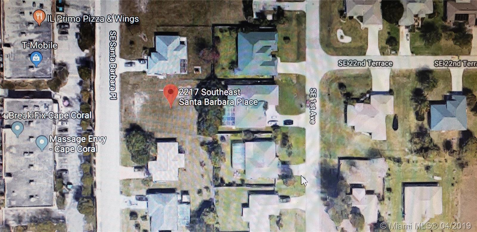 2217 SE SANTA BARBARA PL, Other City - In The State Of Florida, FL 33990