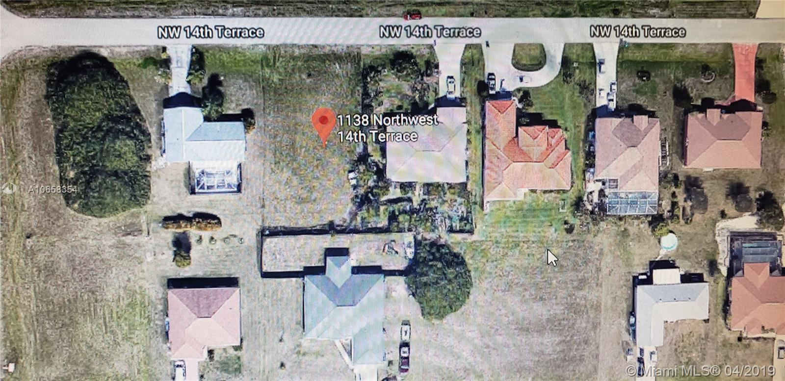 1138 NW 14 TER, Other City - In The State Of Florida, FL 33993