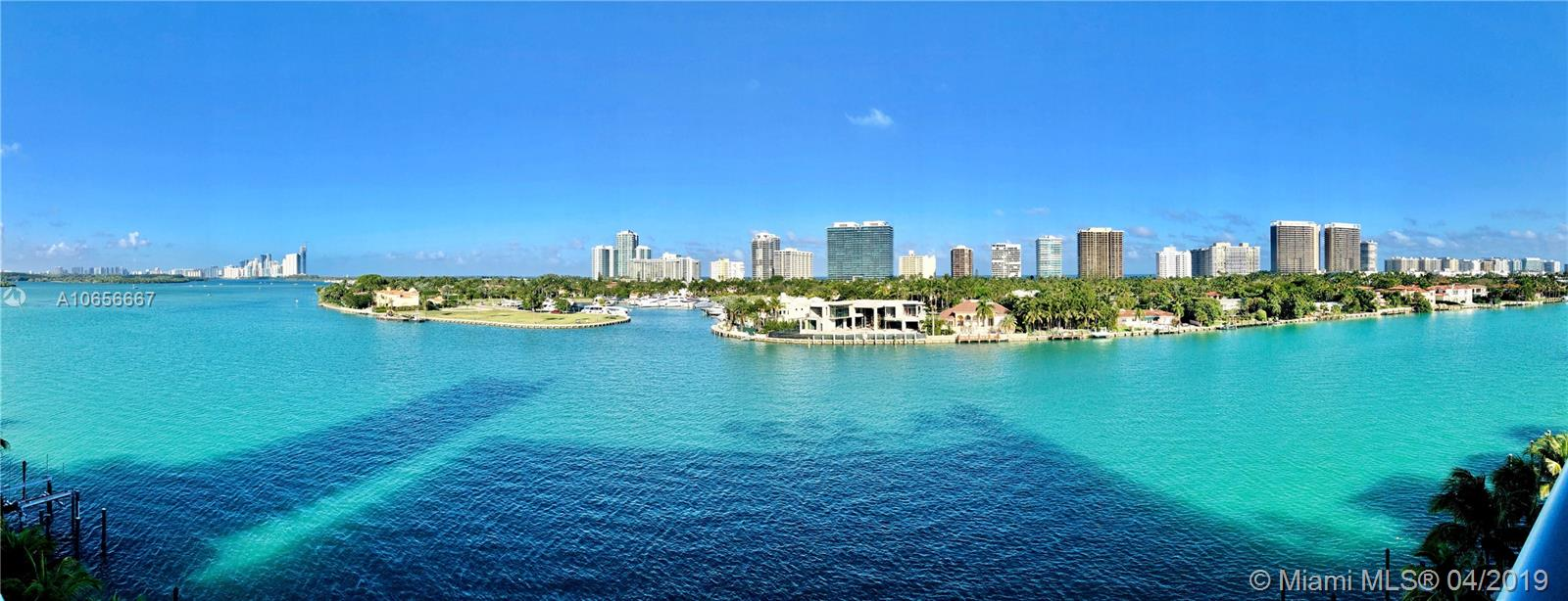 10201 E Bay Harbor #604 For Sale A10656667, FL