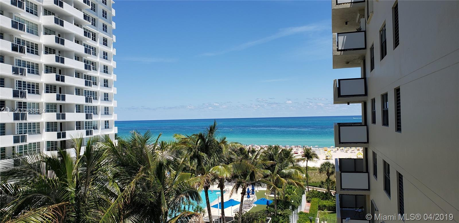 1623  Collins Ave #711 For Sale A10658434, FL