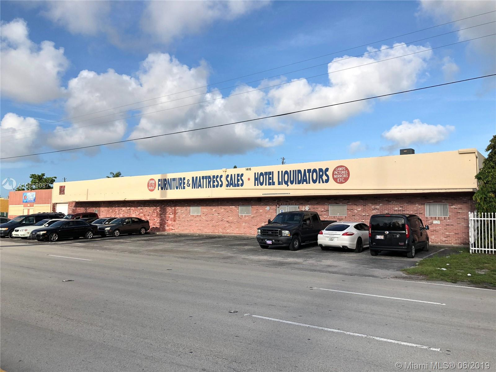 1406 N Dixie Hwy  For Sale A10659087, FL