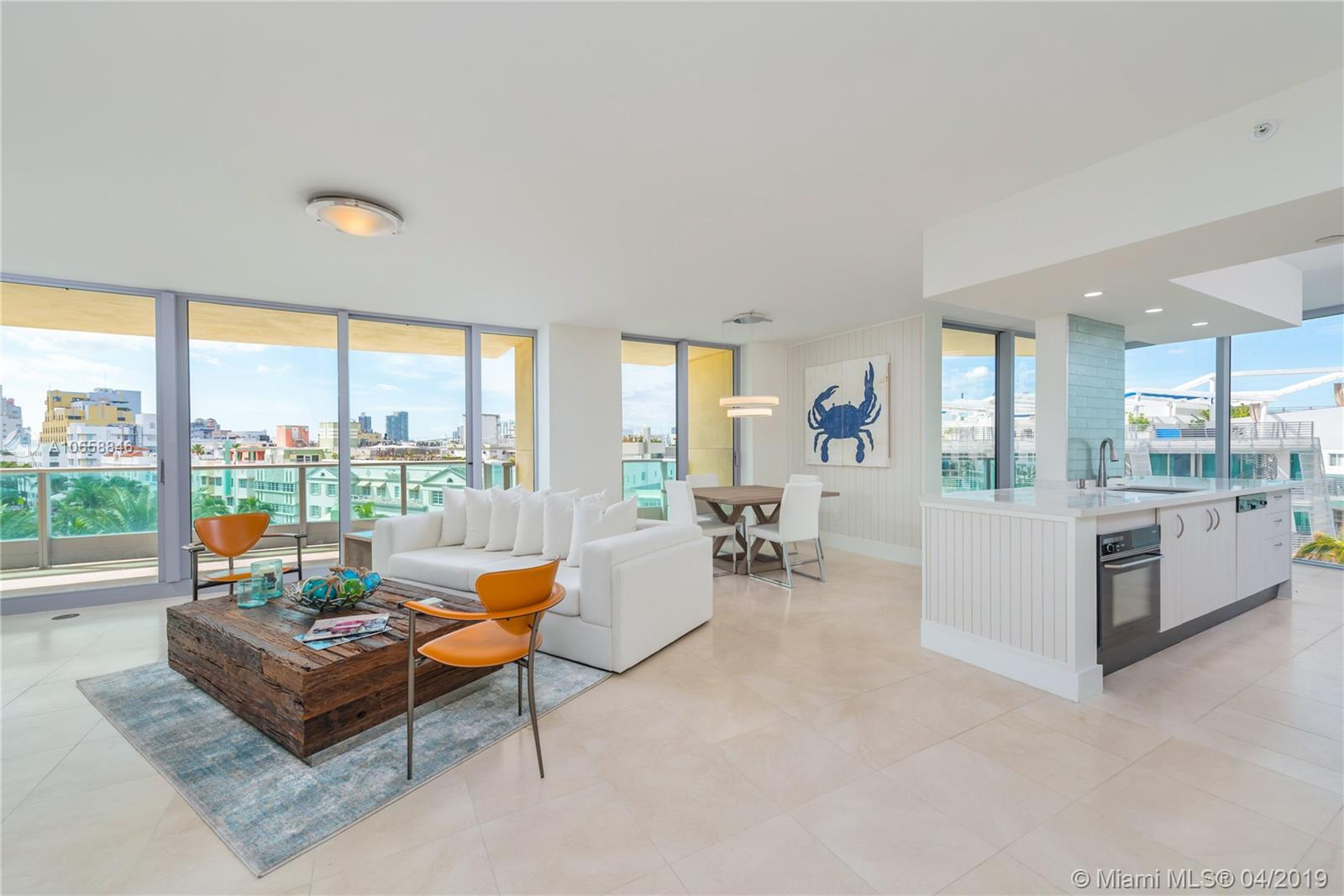 1455  Ocean Dr #602 For Sale A10658846, FL