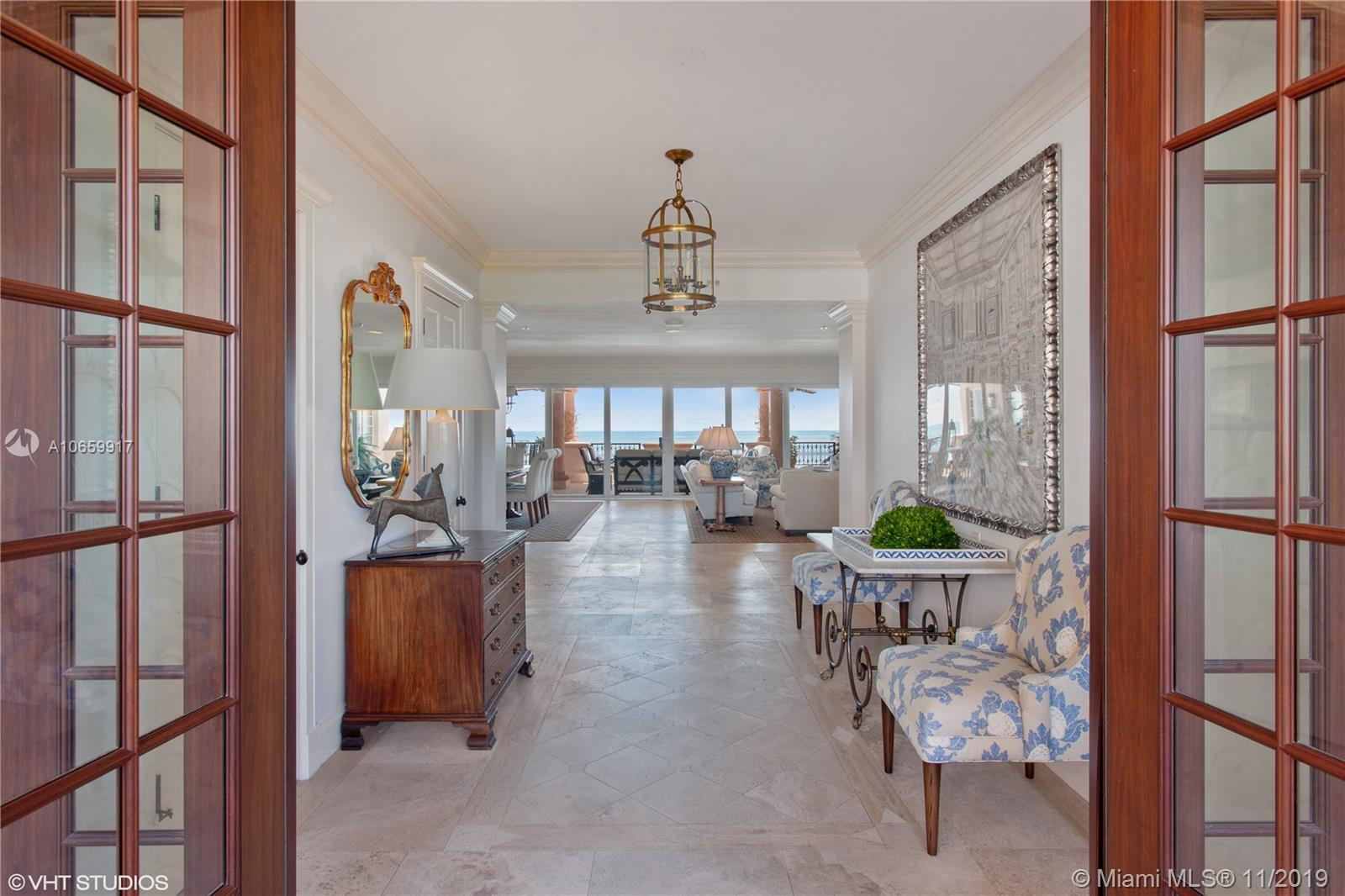 7765  Fisher Island Dr #7765 For Sale A10659917, FL