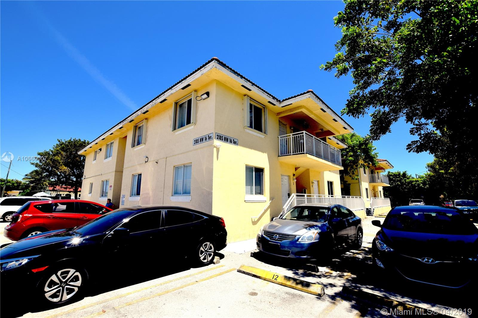 2185 NW 16th Ter #9 For Sale A10660007, FL