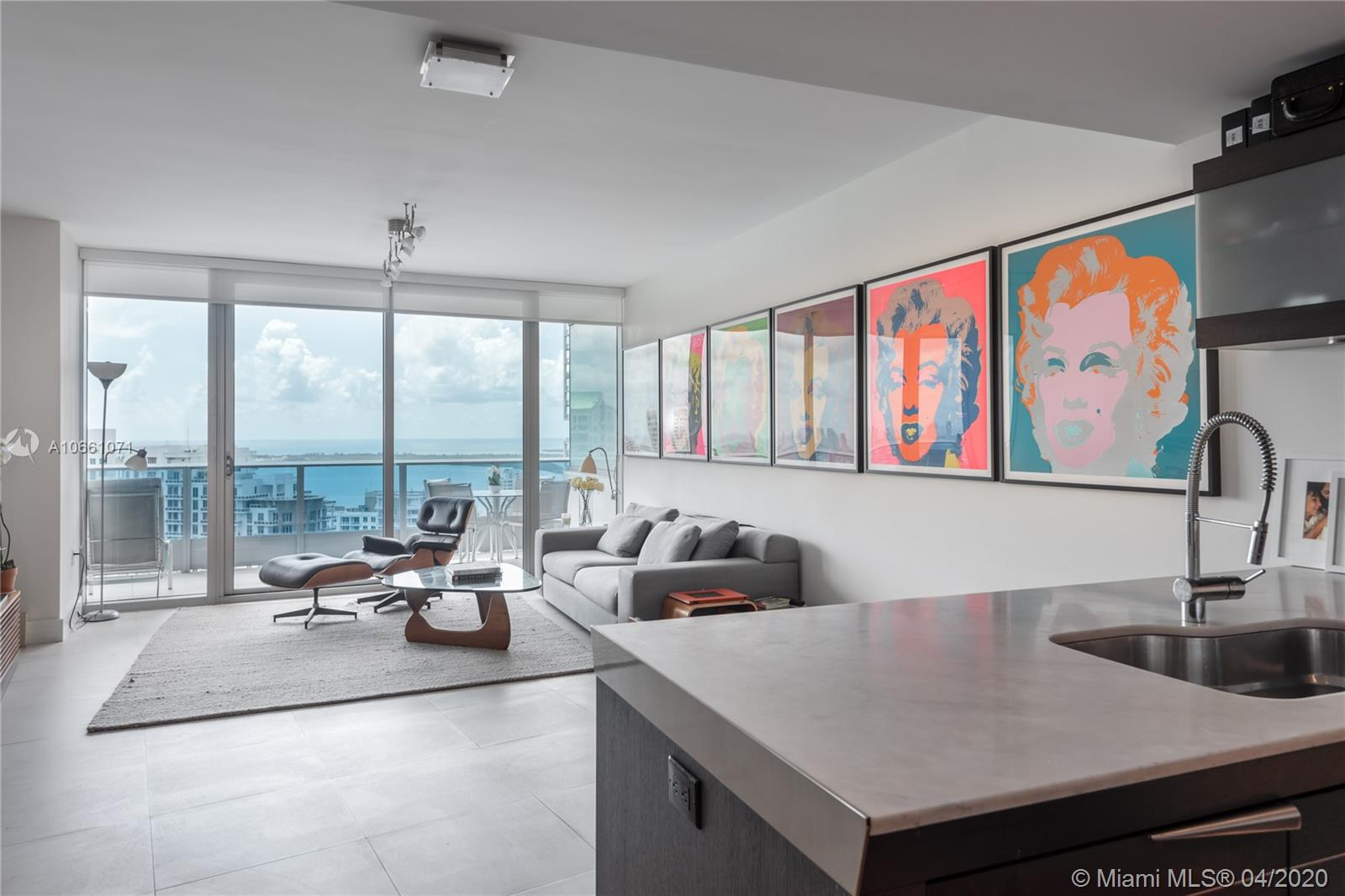 200  Biscayne Boulevard Way #4305 For Sale A10661071, FL
