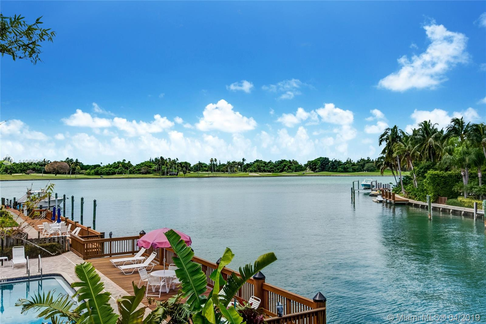 9400 W Bay Harbor Dr #201 For Sale A10660649, FL