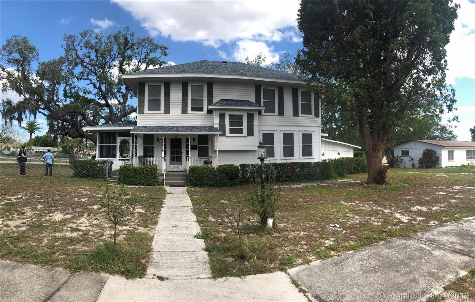 1419 Nancesowee, Other City - In The State Of Florida, FL 33870