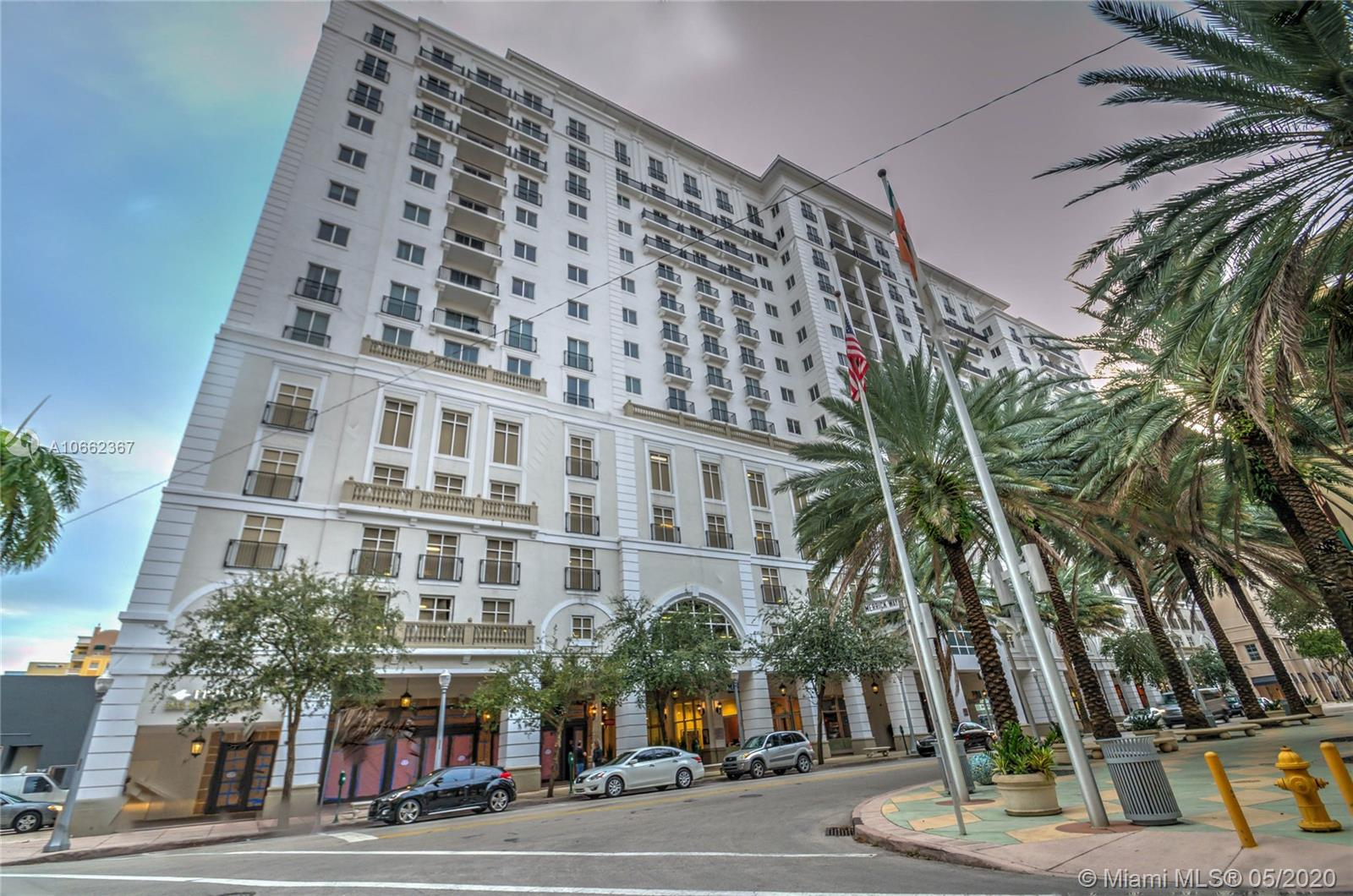 10  Aragon Ave #1007 For Sale A10662367, FL