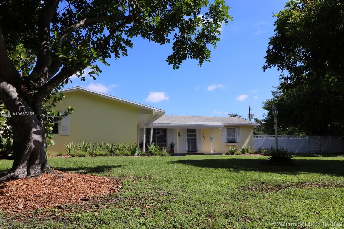7381 S W 116th St  For Sale A10662455, FL
